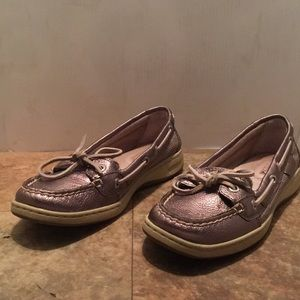 Sperry Top Sider boat shoes sz 5 m